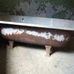 Bathtub Refinishing Contractors Richmond VA - Colored Vintage Clawfoot Restorers