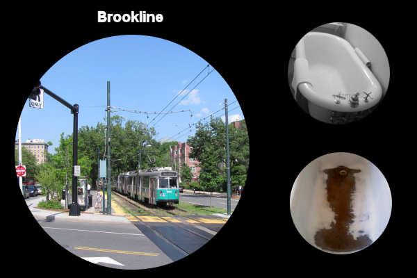Brookline MA | Bathtub Refinishing, Reglazing & Resurfacing Quotes
