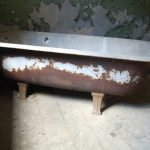 Bathtub Repairs Indianapolis IN - Antique Standalone Cast Iron Clawfoot Costs